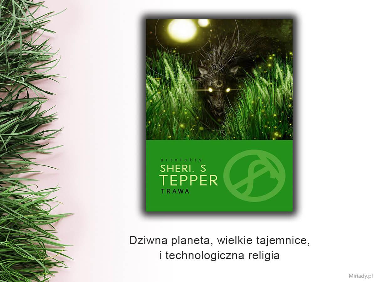 """Trawa"" Sheri S. Tepper"