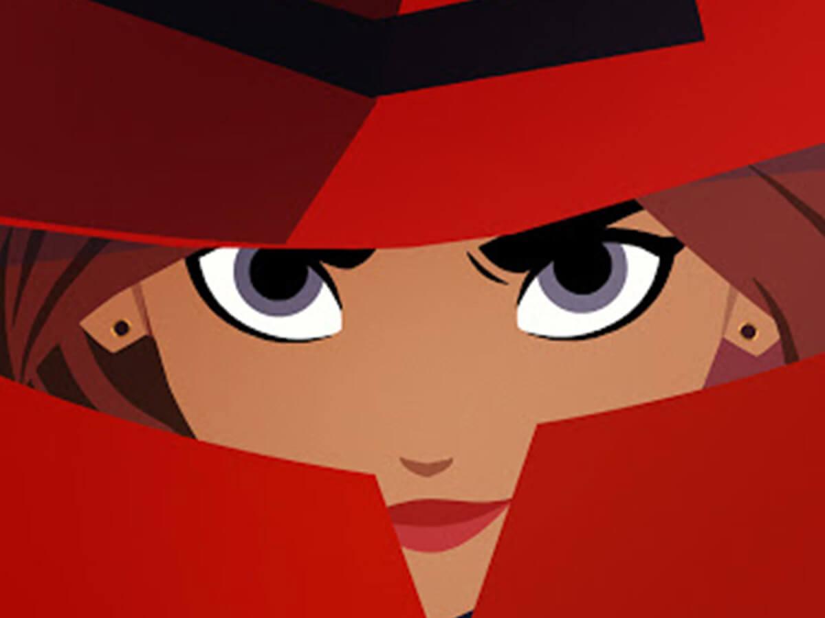 Carmen Sandiego – złodziejka w czerwonym kapeluszu