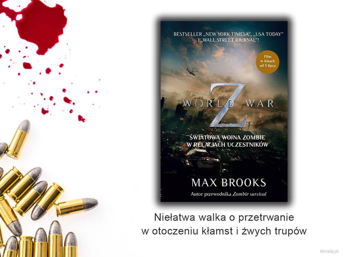 """World War Z"" – Max Brooks"