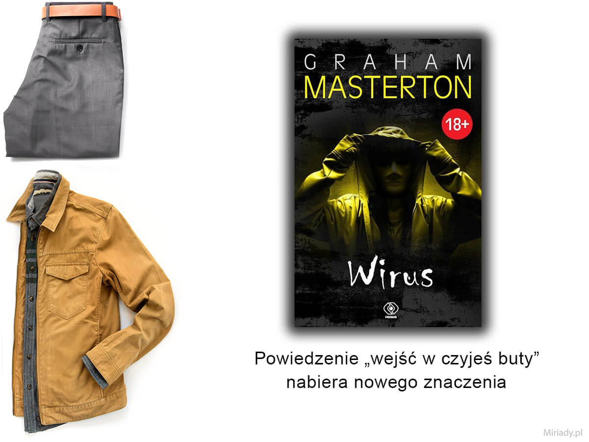 """Wirus"" - Graham Masterton"
