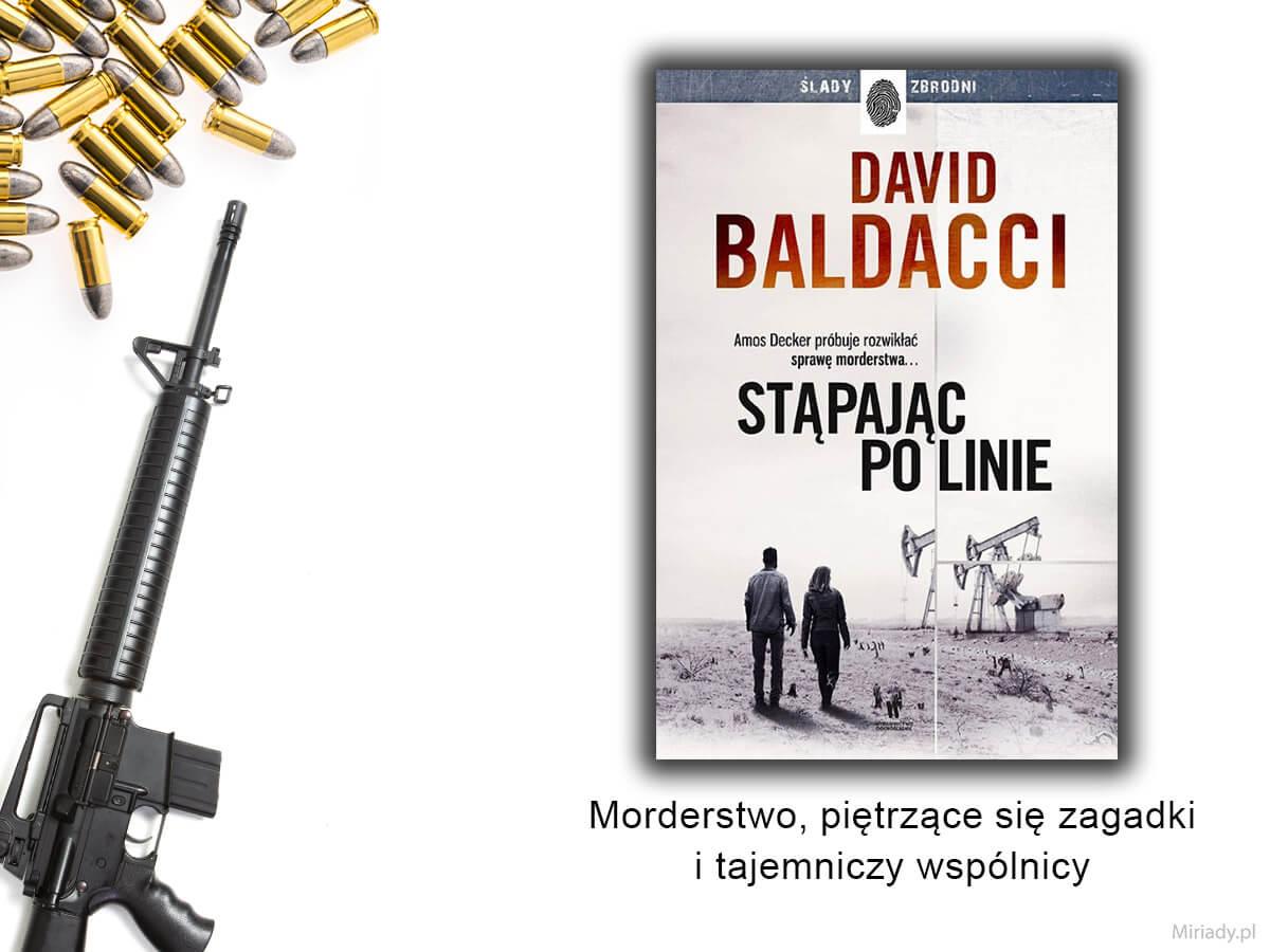 Stąpając po linie – David Baldacci