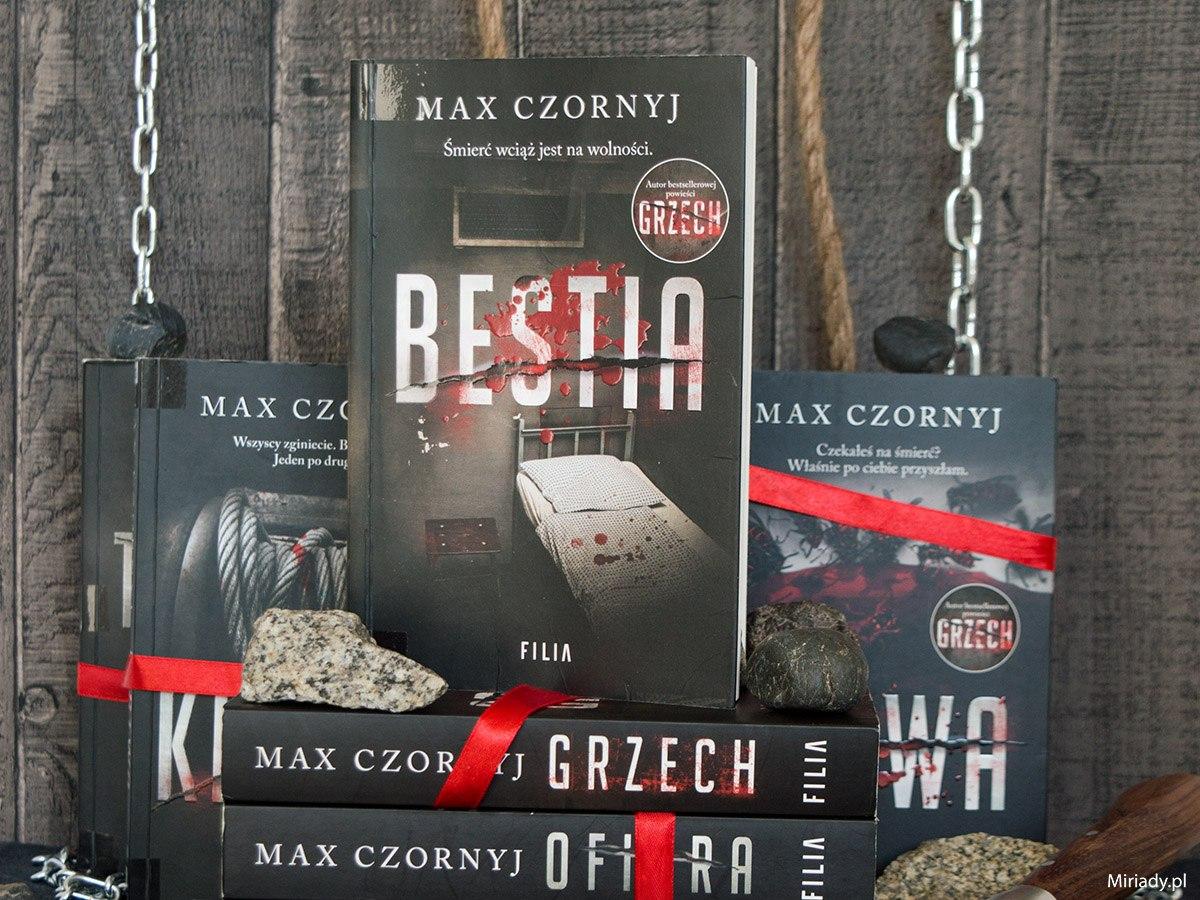 Bestia - Max Czornyj - recenzja