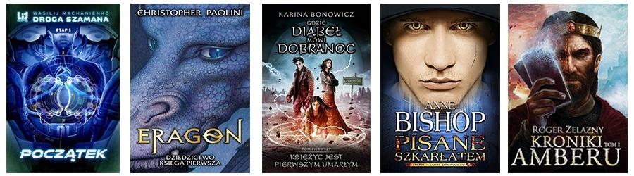 Lista książek fantasy dla młodzieży 1
