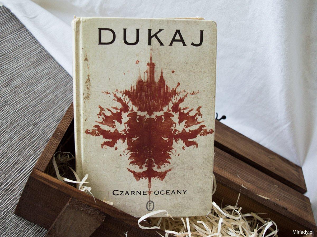 Czarne oceany - Jacek Dukaj - recenzja, zdjęcie