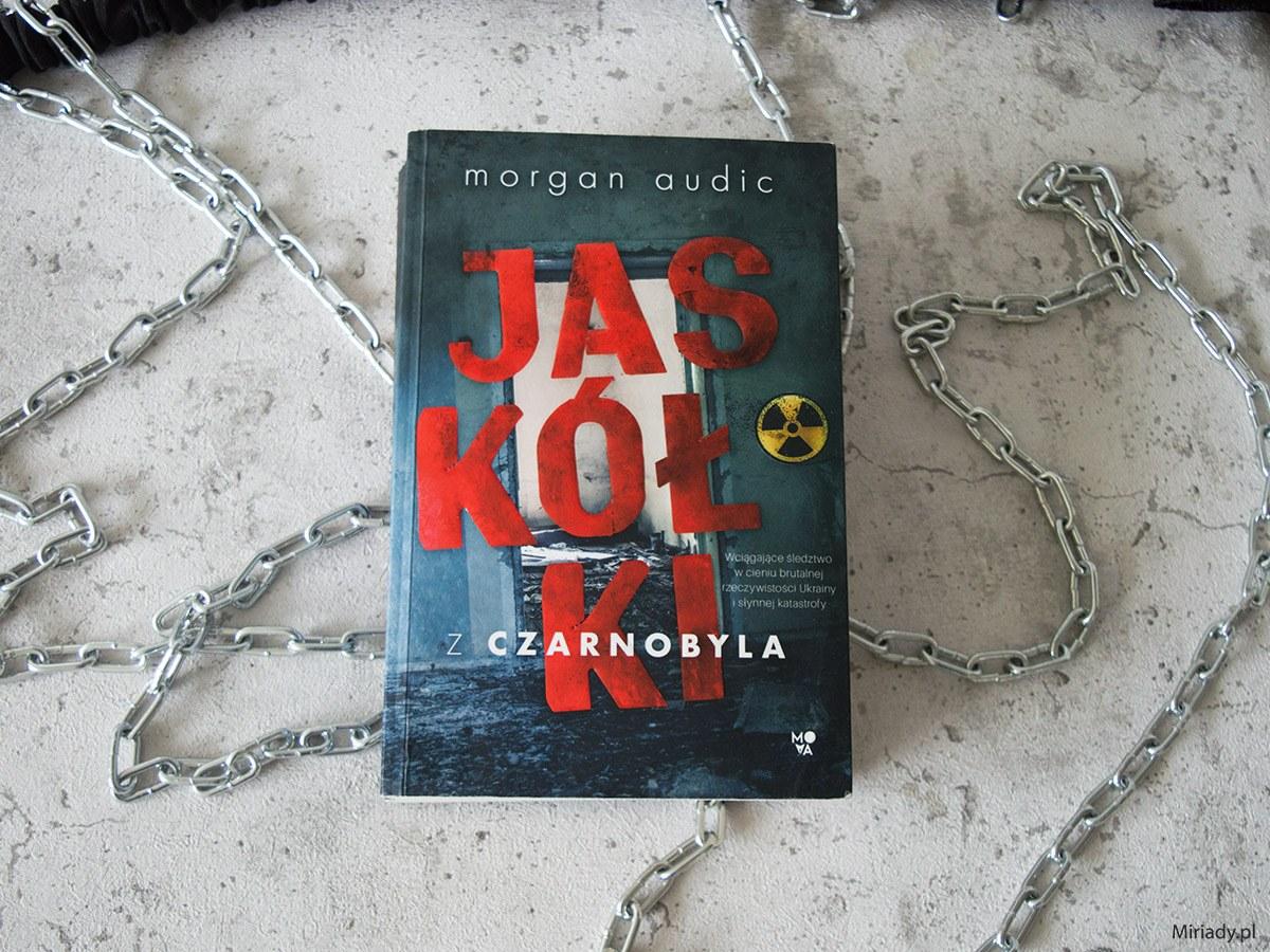 Jaskółki z Czarnobyla - Morgan Audic - recenzja - zdjęcie