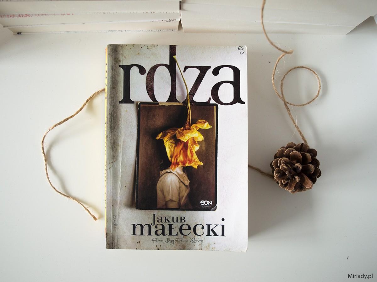 Rdza - Jakub Małecki - recenzja zdjęcie