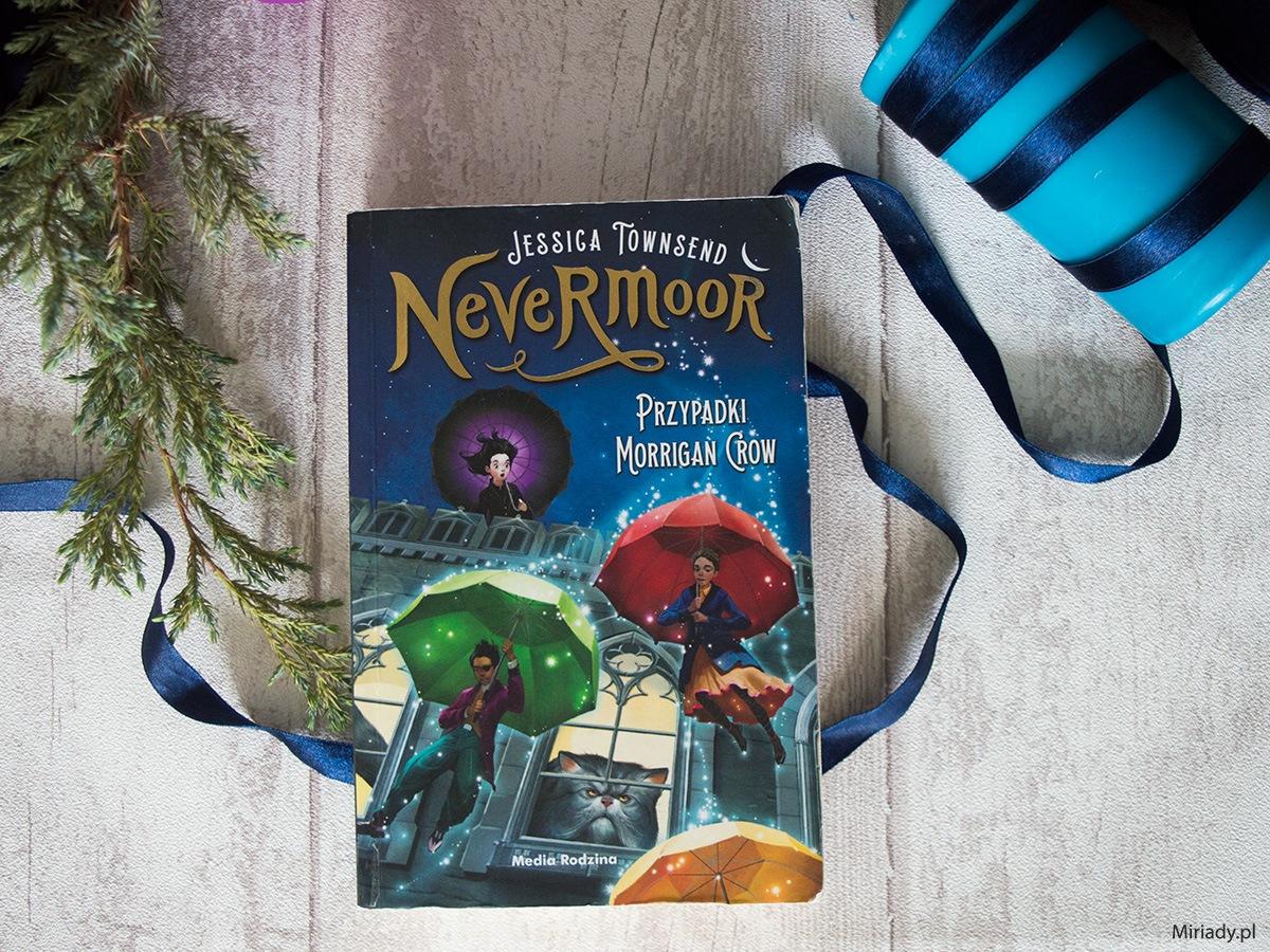 Nevermoor. Przypadki Morrigan Crow - Jessica Townsend - recenzja - zdjęcie